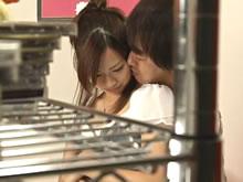 上戸彩そっくりエロ動画-1